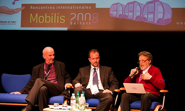 Rencontres Internationales Mobilis 2008 : 18 et 19 nov 2008