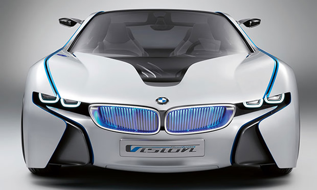 BMW Vision EfficientDynamics Concept: l'hybride le plus tendance à Francfort ?
