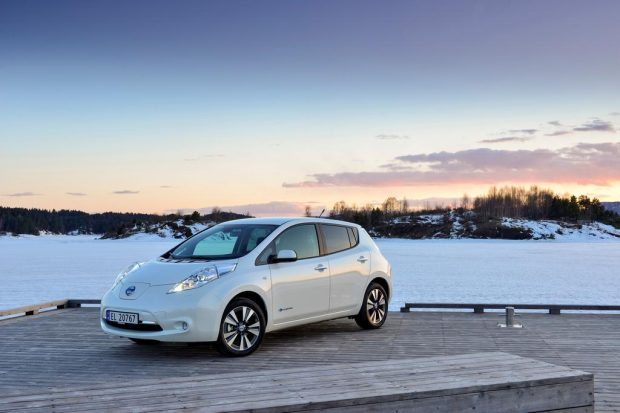Nissan Leaf : plus de 75 000 unités vendues !