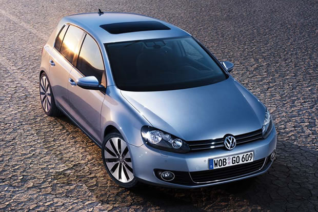 volkswagen golf lectrique c 39 est pour 2013. Black Bedroom Furniture Sets. Home Design Ideas