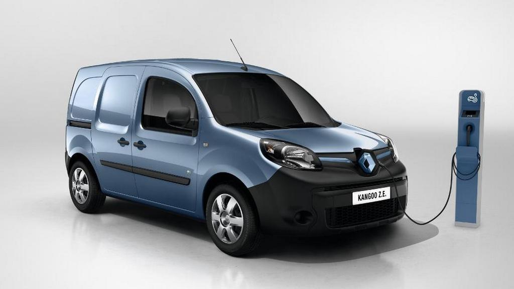 photo renault kangoo electrique ze 0005. Black Bedroom Furniture Sets. Home Design Ideas