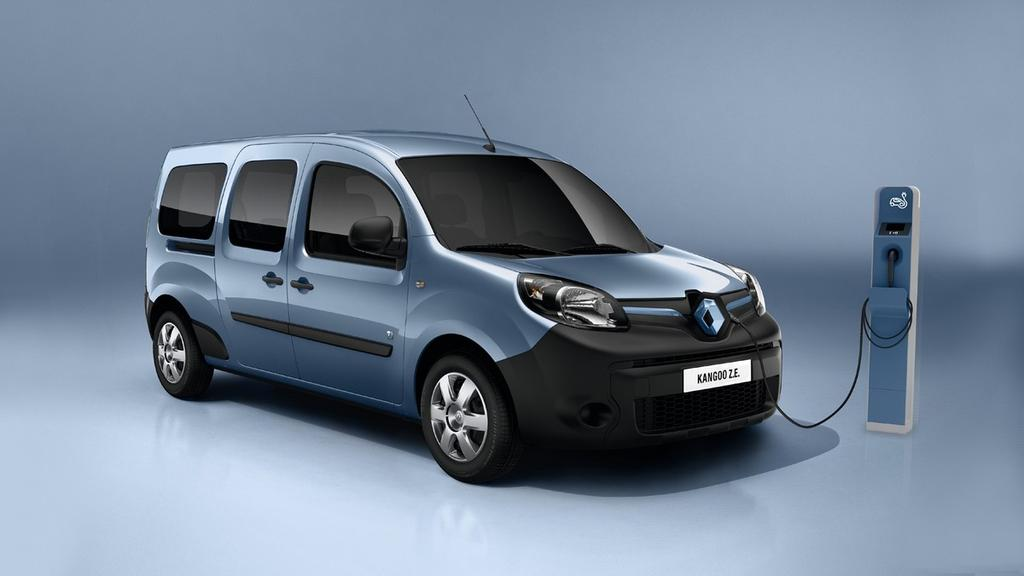renault kangoo ze kangoo lectrique renault prix fiche technique autonomie etc. Black Bedroom Furniture Sets. Home Design Ideas