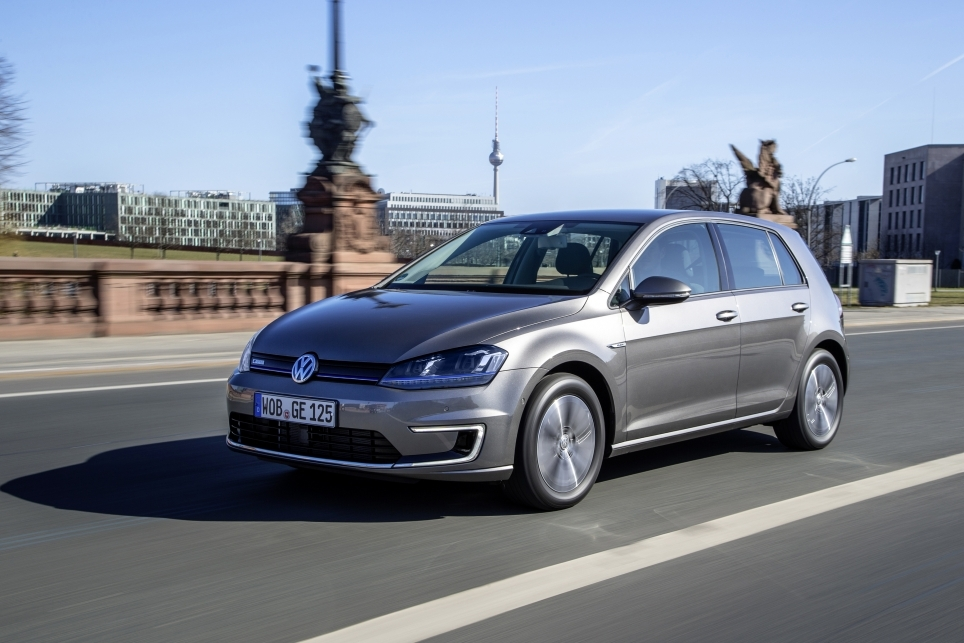 Volkswagen e-Golf : petit tour d'horizon