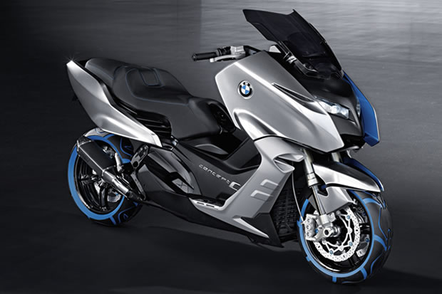 Scooter BMW Concept C