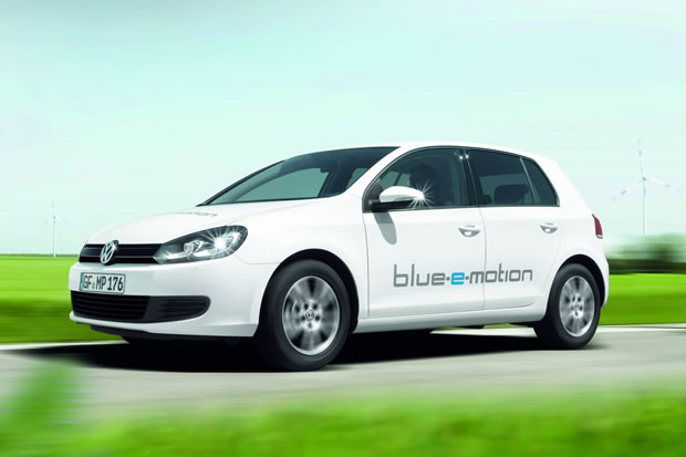 photo volkswagen golf blue emotion. Black Bedroom Furniture Sets. Home Design Ideas