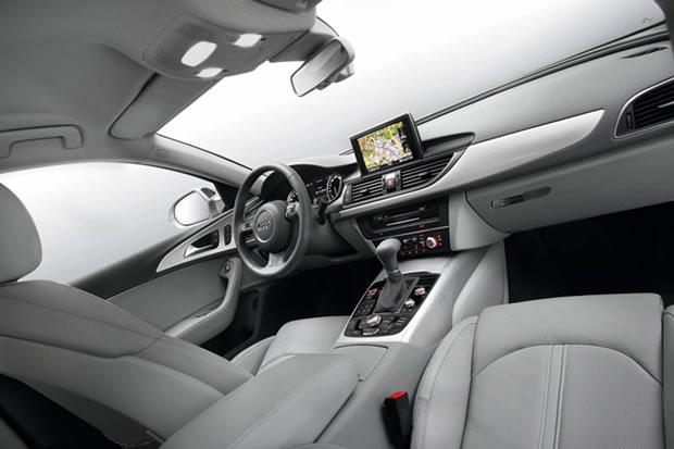 Photo interieur nouvelle audi a6 hybride for Interieur audi a6