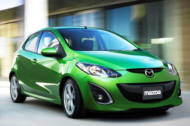 photo mazda 2 electrique. Black Bedroom Furniture Sets. Home Design Ideas