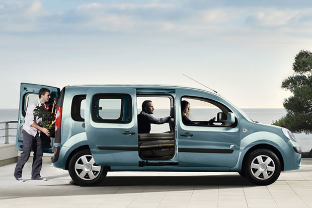 renault kangoo maxi ze le second kangoo lectrique. Black Bedroom Furniture Sets. Home Design Ideas