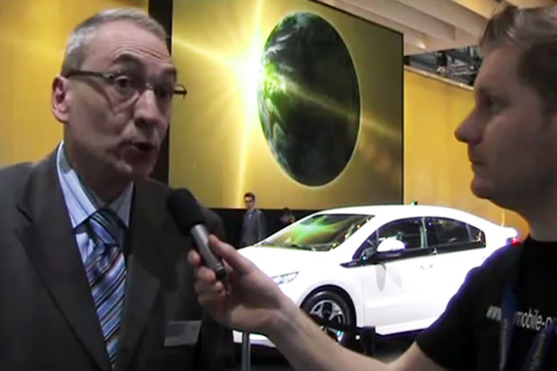 Interview de Jean-Richard Randé, Responsable communication d'Opel