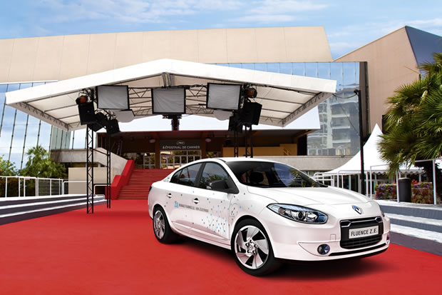ZE star de Cannes : Fluence !