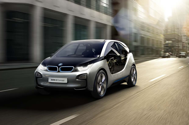 voitures lectriques bmw i3 et i8. Black Bedroom Furniture Sets. Home Design Ideas