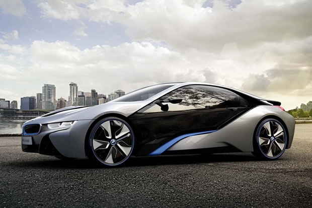 photo bmw i8 voitures electriques. Black Bedroom Furniture Sets. Home Design Ideas