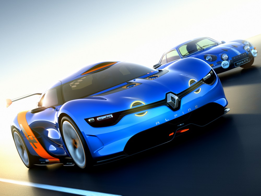 photo renault alpine a110 50 berlinette. Black Bedroom Furniture Sets. Home Design Ideas