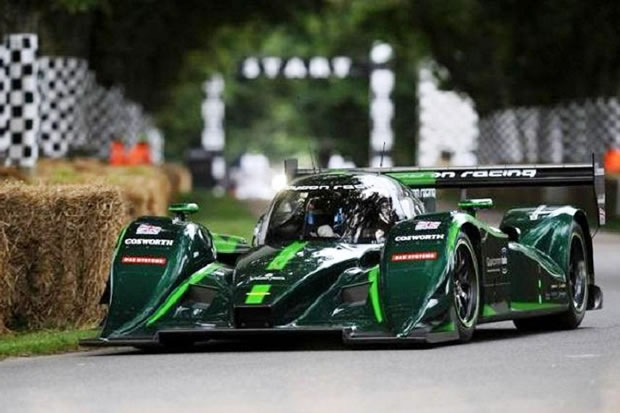 La Drayson Racing à Goodwood