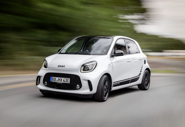 Smart Forfour Electric Drive/EQ