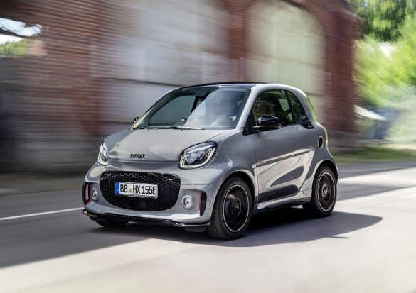 Smart Fortwo Electric Drive/EQ