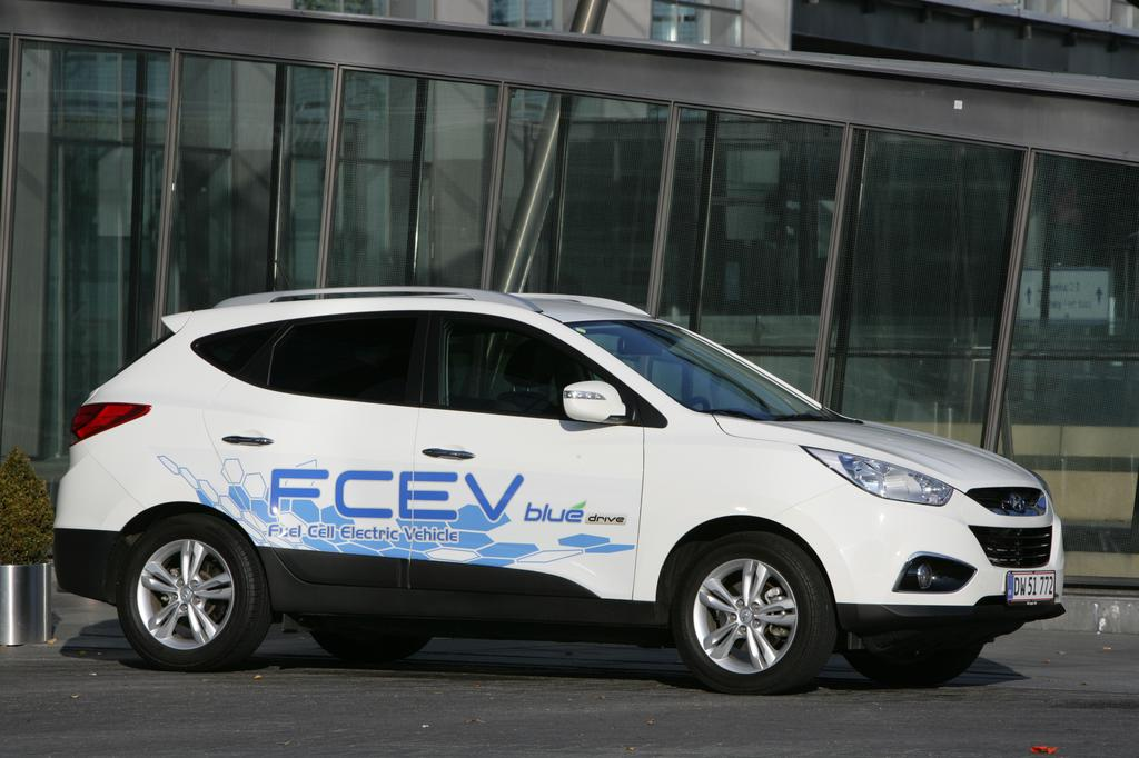 European Hydrogen Road Tour 2012