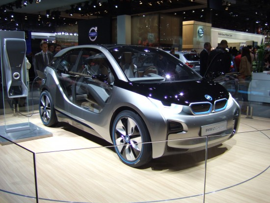 annonce officielle du prix de la bmw i3 partir de 27 990. Black Bedroom Furniture Sets. Home Design Ideas