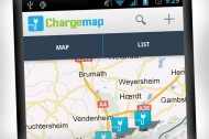 ChargeMap lance son application Android en version beta