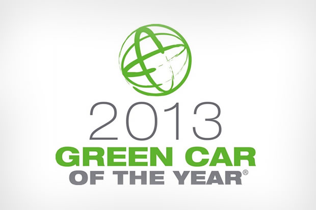 Quelle sera la « Green Car of the Year » 2013 ?