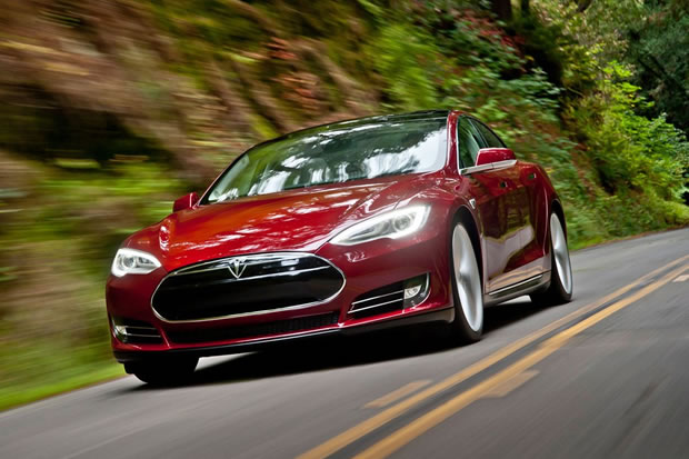 Augmentation du prix de la Tesla Model S