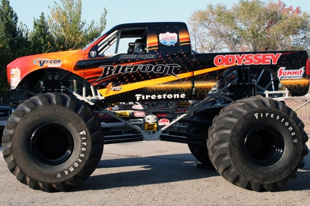 Odyssey Big Foot : le monster-truck électrique !