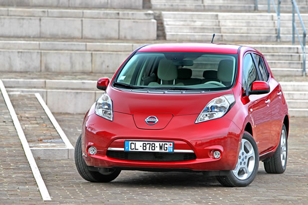 Plus d'excuses : Nissan propose la LEAF à 169€ par mois !