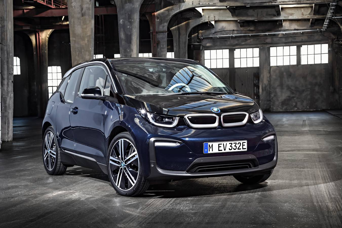 photo nouvelle bmw i3 0029. Black Bedroom Furniture Sets. Home Design Ideas