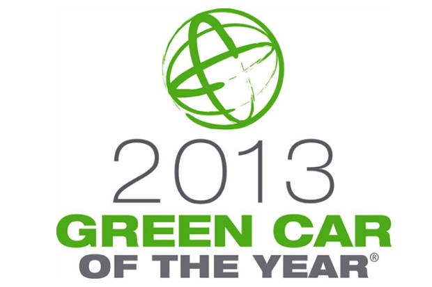 Qui remportera le Green Car of the Year Award 2013 ?
