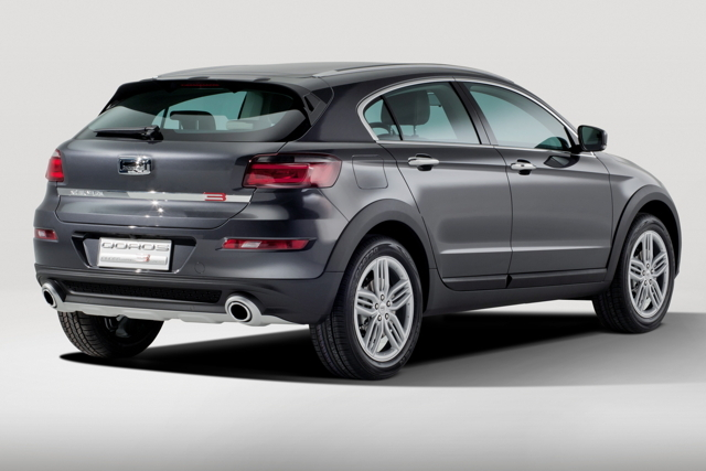Qoros 3 Cross Hybrid