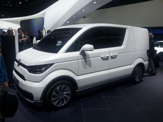 Le volkswagen e-CO Motion Concept