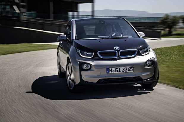 la bmw i3 gagnera en autonomie en 2016. Black Bedroom Furniture Sets. Home Design Ideas