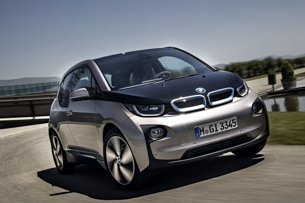 photo bmw i3 voiture electrique 12. Black Bedroom Furniture Sets. Home Design Ideas