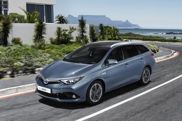 Toyota Auris Touring Sports Hybride break