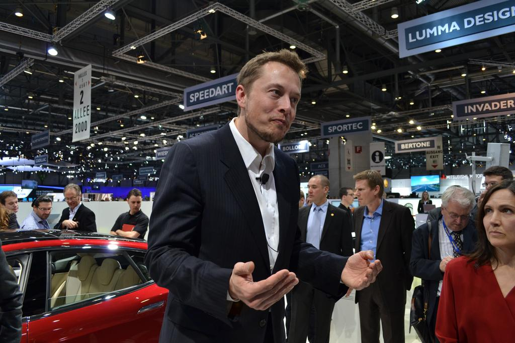 Tesla Motors ouvrira une usine de production en Europe si…