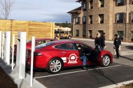 Traversée des Etats-Unis en Model S : la success story Tesla Motors franchit un nouveau cap !