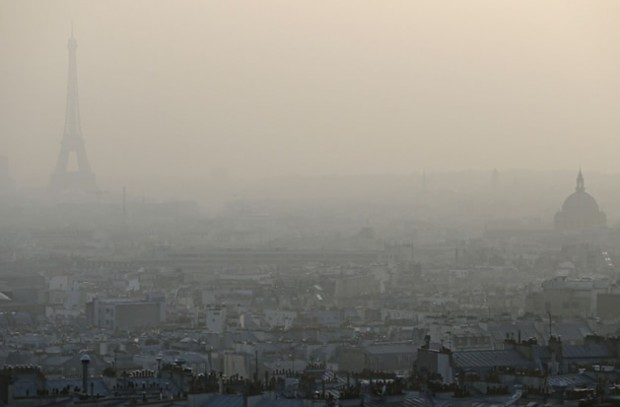 Pic de pollution : circulation alternée à Paris dès mardi