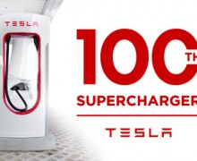 100ème supercharger