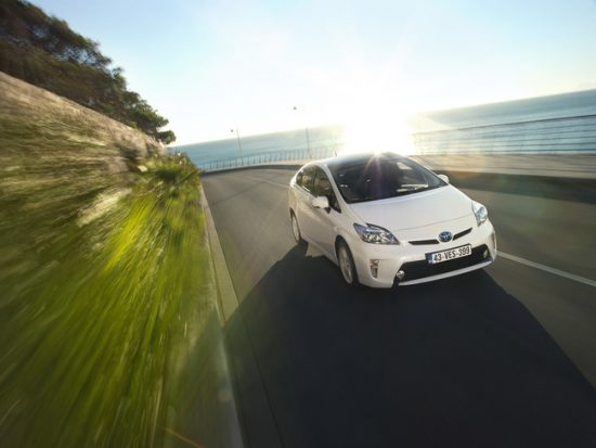 Toyota Prius – Une vague de vol de batteries à San Francisco