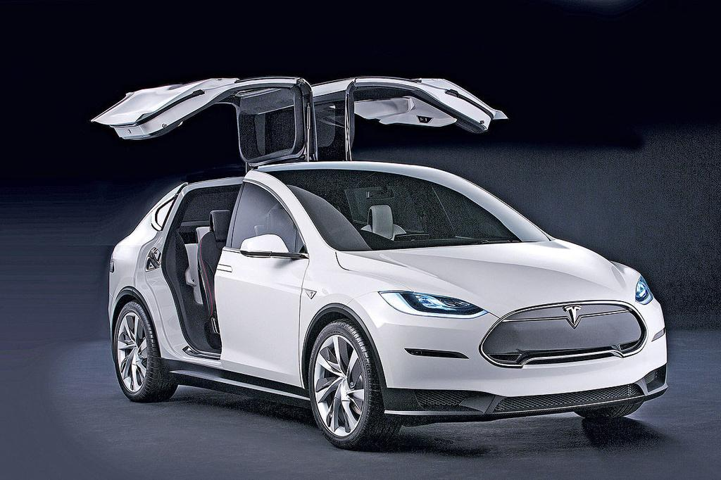 tesla le model x sera le premier ve pouvoir tirer une remorque. Black Bedroom Furniture Sets. Home Design Ideas