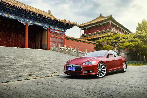 400 Superchargers Tesla Motors déployés en Chine
