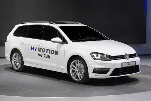 Volkswagen Golf HyMotion