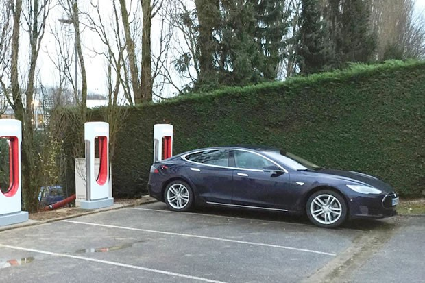 Superchargers: The Tesla's disruption!