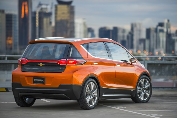 Chevrolet Bolt – Production en 2016 et version rebadgée pour Opel