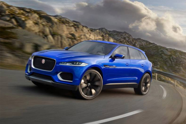 jaguar f pace un suv 100 lectrique pour 2018. Black Bedroom Furniture Sets. Home Design Ideas