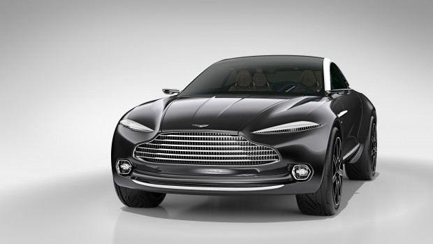 Aston Martin confirme le lancement du crossover DBX