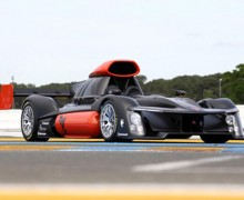 La GreenGT H2 fera son grand retour sur le circuit Paul Ricard