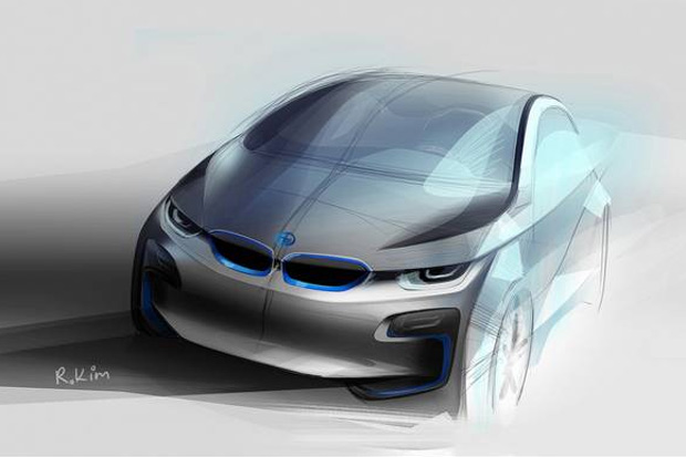 bmw i5 un crossover lectrique en 2020. Black Bedroom Furniture Sets. Home Design Ideas