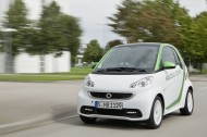 Fin de production (temporaire) pour la Smart Fortwo Electric Drive