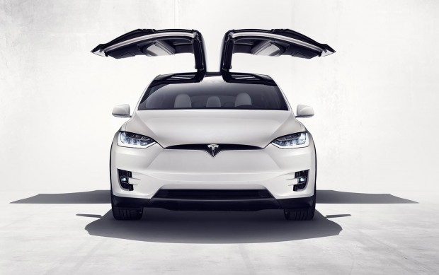 tesla model x official 07. Black Bedroom Furniture Sets. Home Design Ideas
